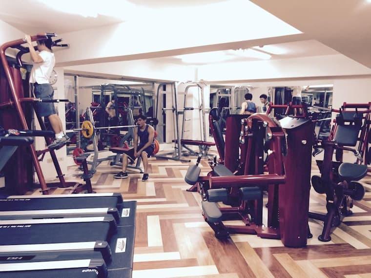 養肌場 Muscle Factory 運動工作室