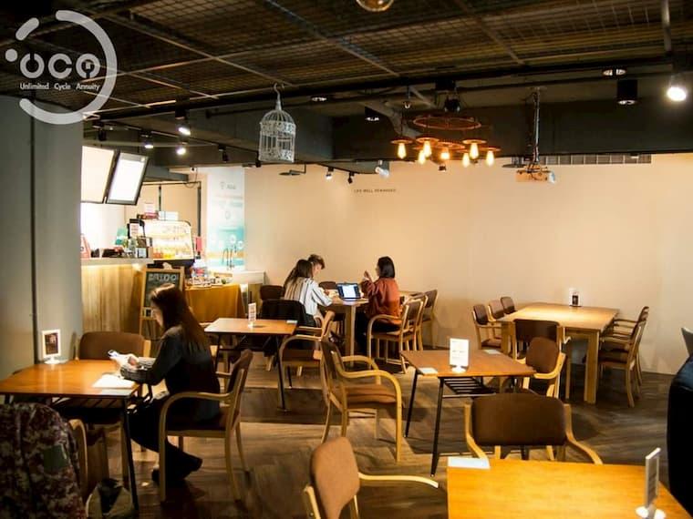 凱度高空咖啡館