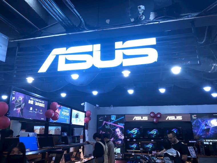 ASUS専門店。台湾発メーカーなので安い
